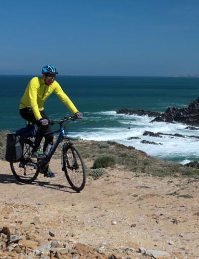 2016 április - Úton Sagresbe - Portugália kerékpártúra