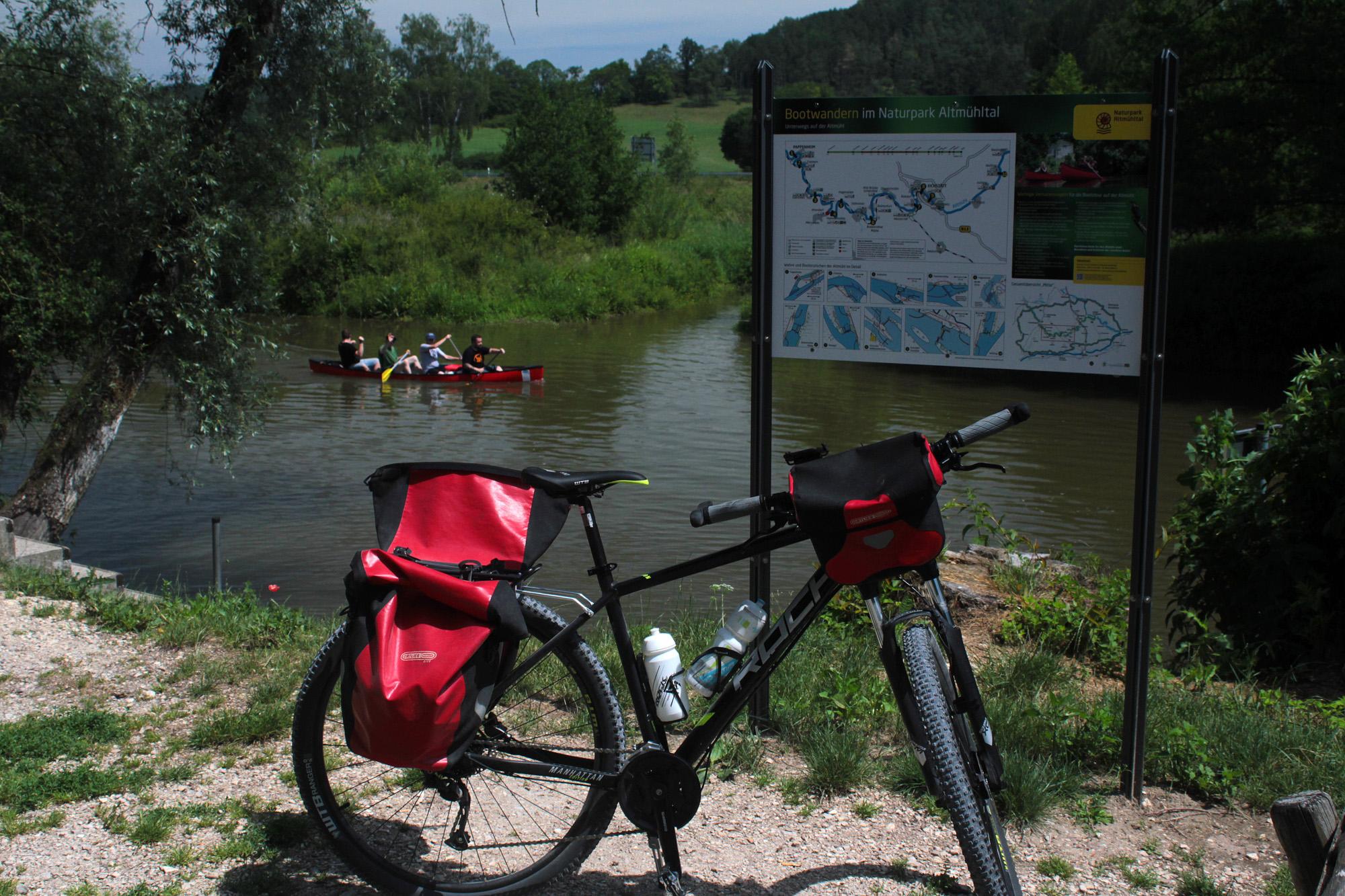 2019.06_Altmühl kerékpártúra