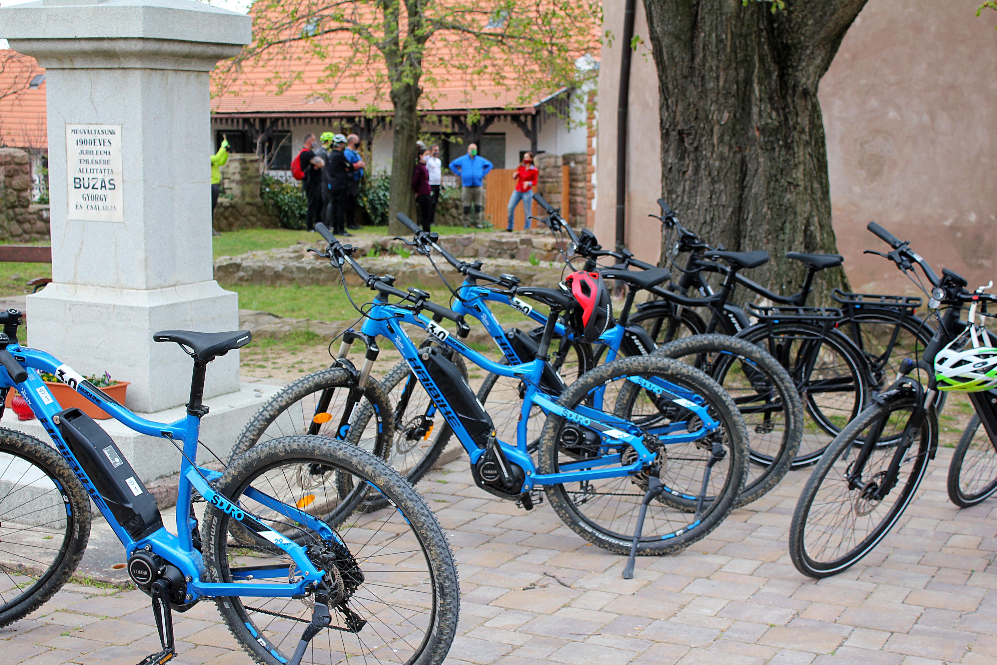 2021.04_E-bike túra a Mecsekben