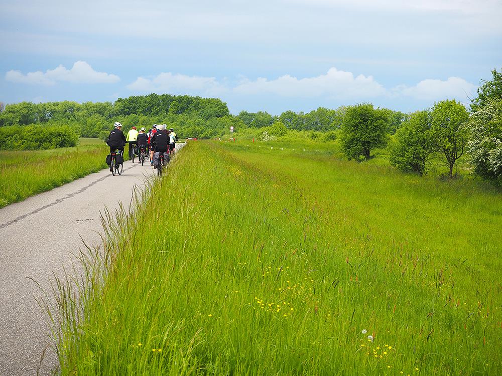 2021 május 13-16 Felső-Tisza kerékpártúra