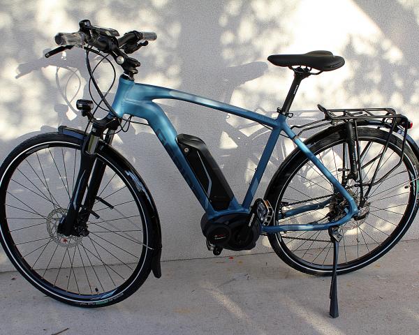 Elektromos kerékpár (e-bike)