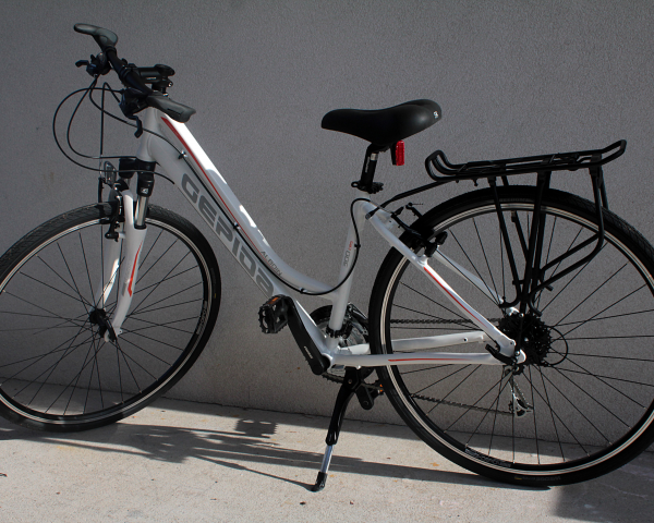 Crosstreking kerékpár